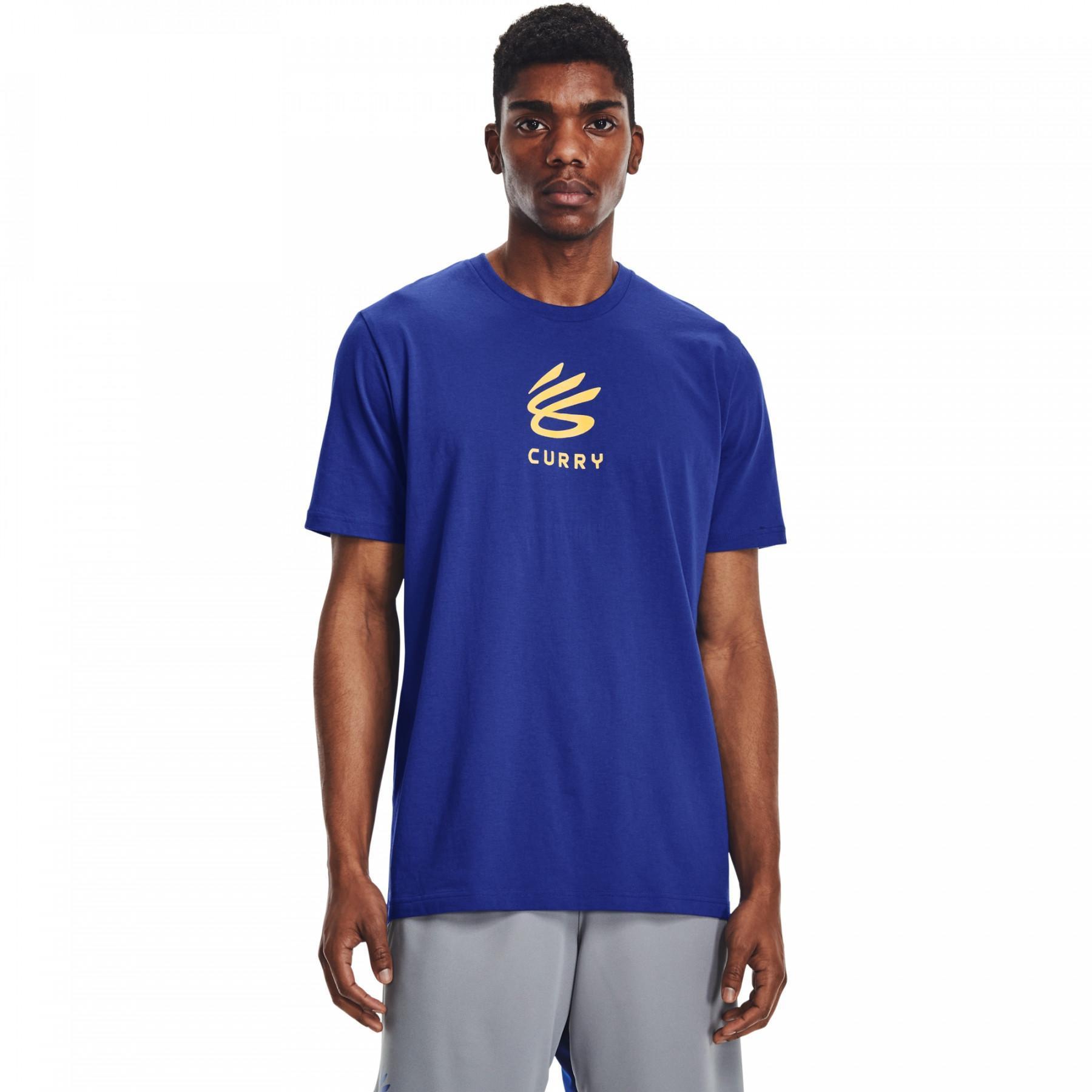 T-shirt Under Armour Curry Splash