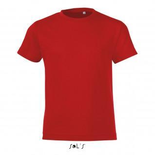T-shirt per bambini Sol's Regent Fit
