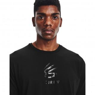 T-shirt Under Armour Curry Splash [Dimensione SM]