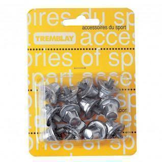 Ramponi in alluminio - 8x13mm + 4x16mm - blister di 12 Tremblay
