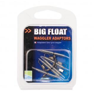 Clip per galleggiante Preston Big Float Waggler Adaptors