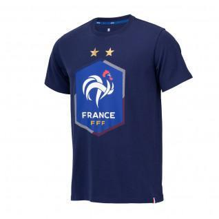 Maglietta per bambini France Weeplay Big logo [Dimensione 4anni]