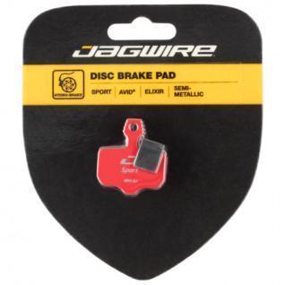 Pastiglia del freno Jagwire Sport Semi-Metallic Disc Brake Pad Hope Mini