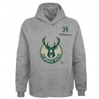 Hoodie enfant Outerstuff  Player NBA Milwaukee Bucks [Dimensione 8anni]