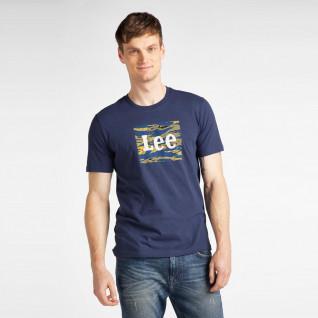 T-shirt Lee Floral Graphic Paprika [Dimensione L]