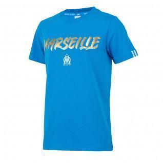 Maglietta per bambini Olympique de Marseille Weeplay Foil [Dimensione 8anni]
