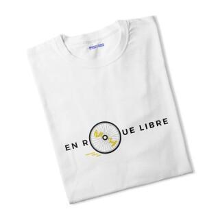 T-shirt En roue libre [Dimensione XL]