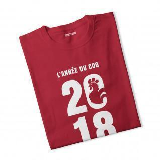 T-shirt ragazzo Année du Coq [Dimensione 12/14anni]