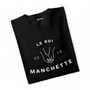 T-shirt ragazzo Le roi de la manchette [Dimensione 7/8anni]